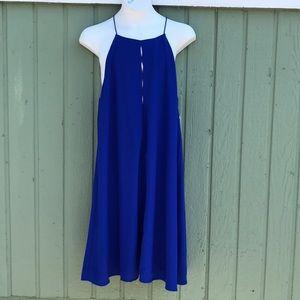 NWT spaghetti strap mini dress